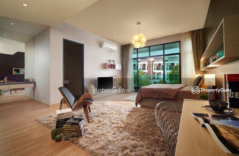 3 storey terrace house in puchong puchong kuala lumpur for 3 storey terrace house for sale