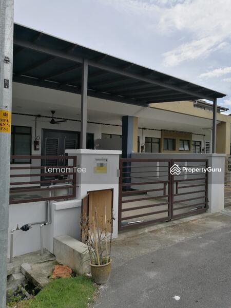 Rumah Teres Setingkat Shah Alam Jalan Kebun Klang 110112305