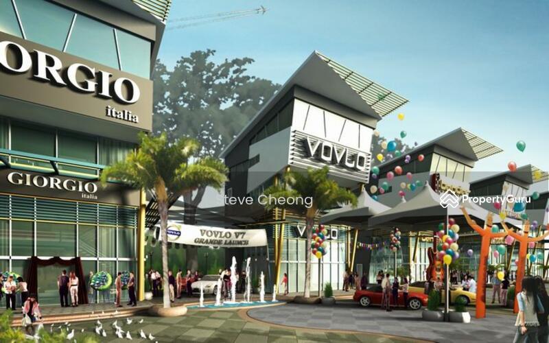 pretty nice f0eb9 e87ca 2 storey New SHOP LOT (22' x 75') opposite upcoming mega shopping mall