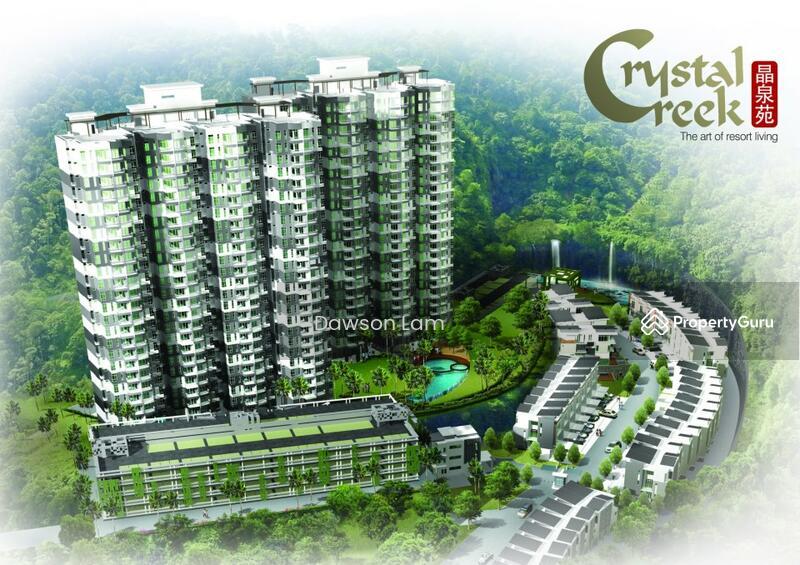 Crystal Creek Inium Taiping Perak 110600333