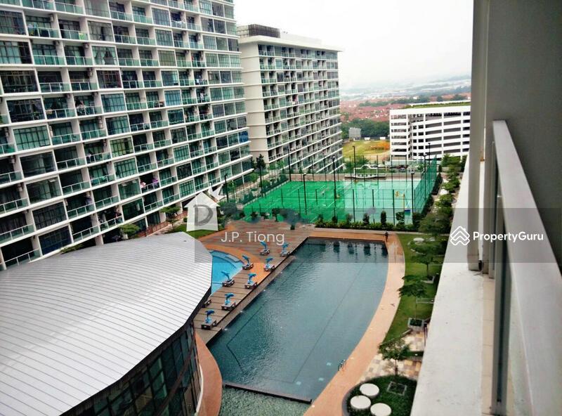 Mount Austin Palazio 3 Bedroom Two Carpark Facing Swimming Pool Near Pasir Gudang