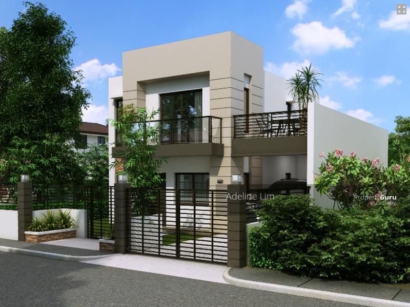 New Double Storey Semi D House 50 X 100 20min To Sg Besi