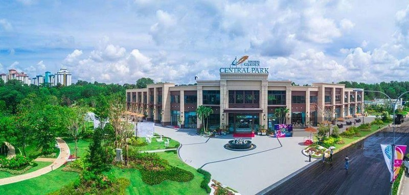 Central park country garden tampoi jalan persiaran aliff harmoni utama 81200 johor bahru for European wax center garden city