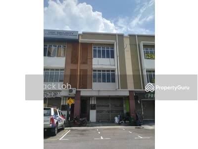 For Sale - Taman Sierra Perdana, 3 Storey Shop Office