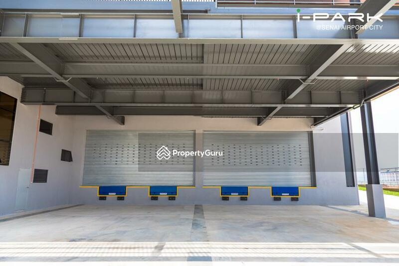 Senai Detached Factory #149443573