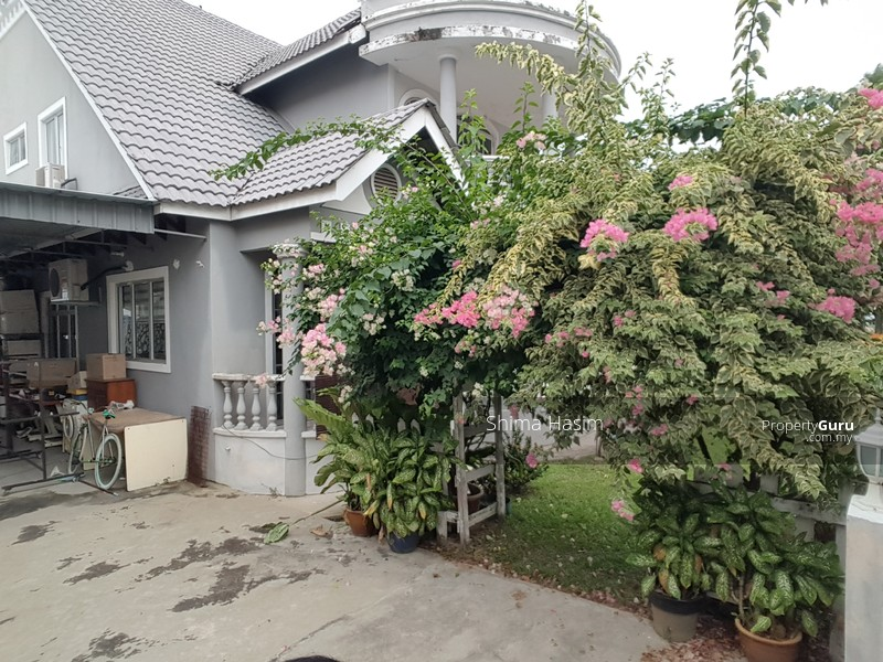 2 Storey Bungalow English Design at Rasah Kemayan Seremban Rasah