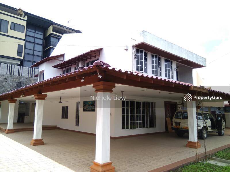 (8,475 sqft) Bungalow House @ Taman Connaught Cheras Kuala Lumpur #154530971
