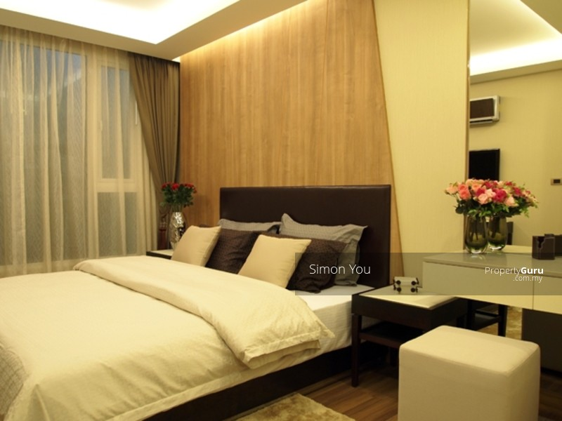 3R2B Service Apartment Klang Shah Alam Beside LRT3 Full Loan 0% Downpayment  Partially Furnished #
