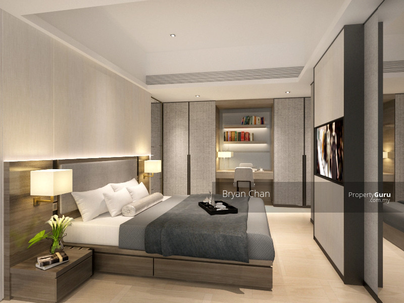 New Condo Apartment House In Education City Good Investment Sure Earn 150k Cash Jerteh