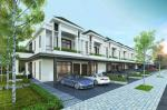 New Launching Freehold 22x80 Double Storey Superlink House, Zerodownpayment, OUG
