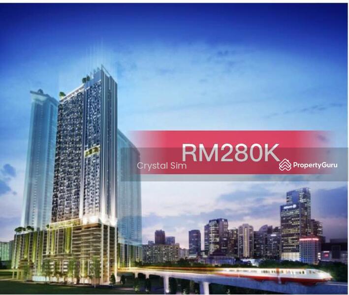 KL Sentral, Brickfield-Best Investment- Airbnb management monthly  installment 1  5K, rental 4K