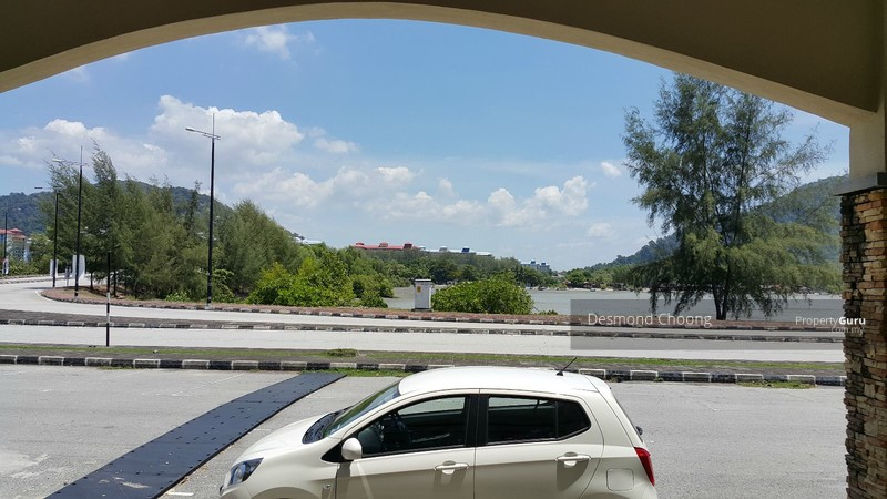 Facing Sea, Bridge and TLDM Navy Base