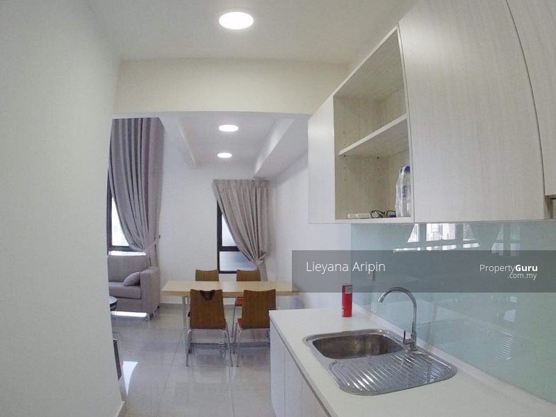 Fully Furnished Double Storey Duplex Apartment