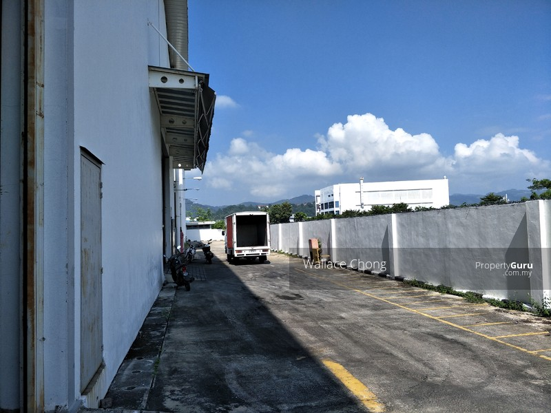 Bayan Lepas Phase 4 Free Trade Zone WareHouse / Office / Factory