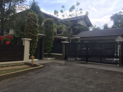 For Sale - Kayangan Heights Bungalow With Pool - Fully Furnished