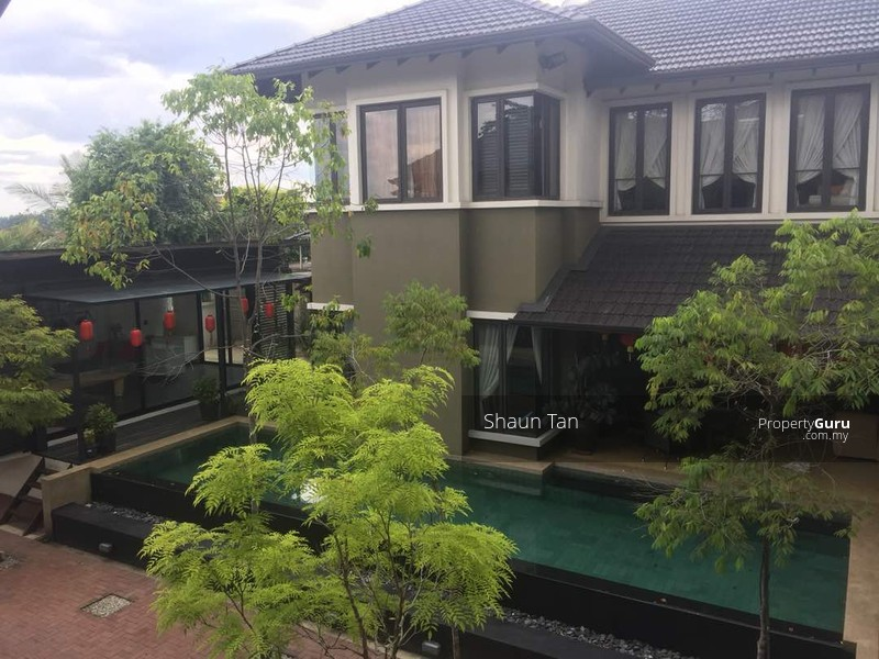 Kayangan Heights Bungalow With Pool - Fully Furnished #118439453