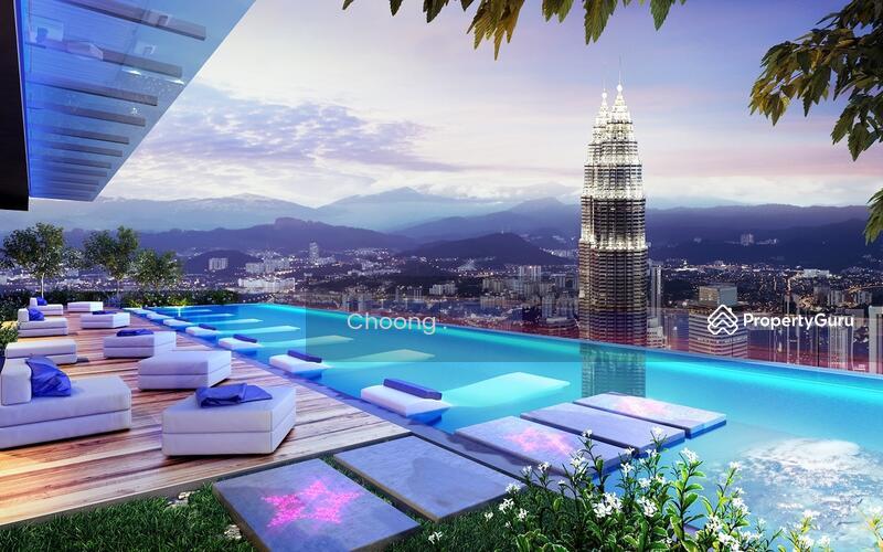 Klcc Jalan Yap Kwan Seng New Luxury Property 5 Stars Hotel Other Kl City Kuala Lumpur 2 Bedrooms 595 Sqft