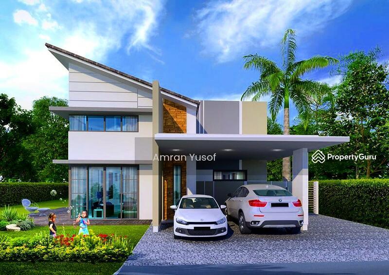Laman Kelubi Banglo Mewah Setingkat Di Beranang Yih Other Selangor 4 Bedrooms 2229 Sqft Bungalows Villas For By Amran Yusof