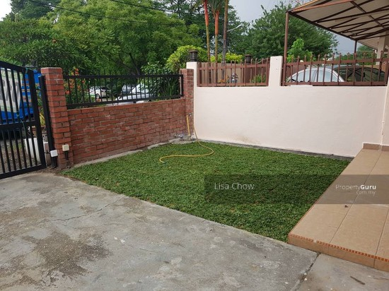 Kelana Jaya House For Rent Ss4 Kelana Jaya Selangor 3 Bedrooms 1200 Sqft Terraces Link
