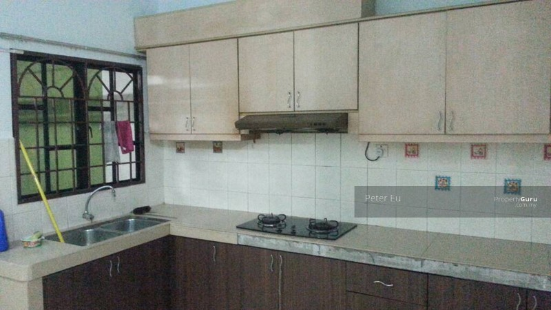 Cheras Alam Damai Jasa Double Storey House 22x75 Got Kitchen Cabinet