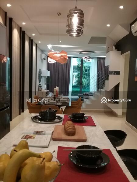 Xania  Storey Superlink Homes Bukit Puchong Sqft