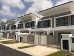 4 Car Park Fully Extend 22x85 2 Storey Superlink Near Bukit Jalil