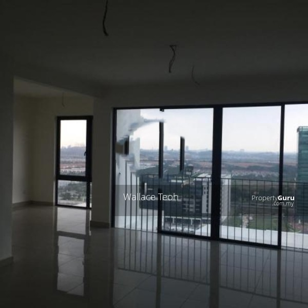 trefoil for rent with nice view at setia alam trefoil setia alam