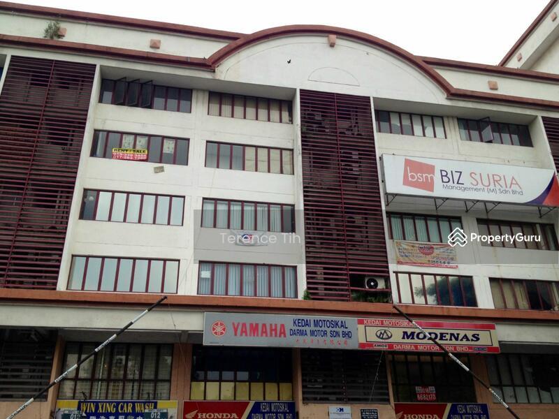Office, Megan Phoenix, Near MRT, Cheras Sentral