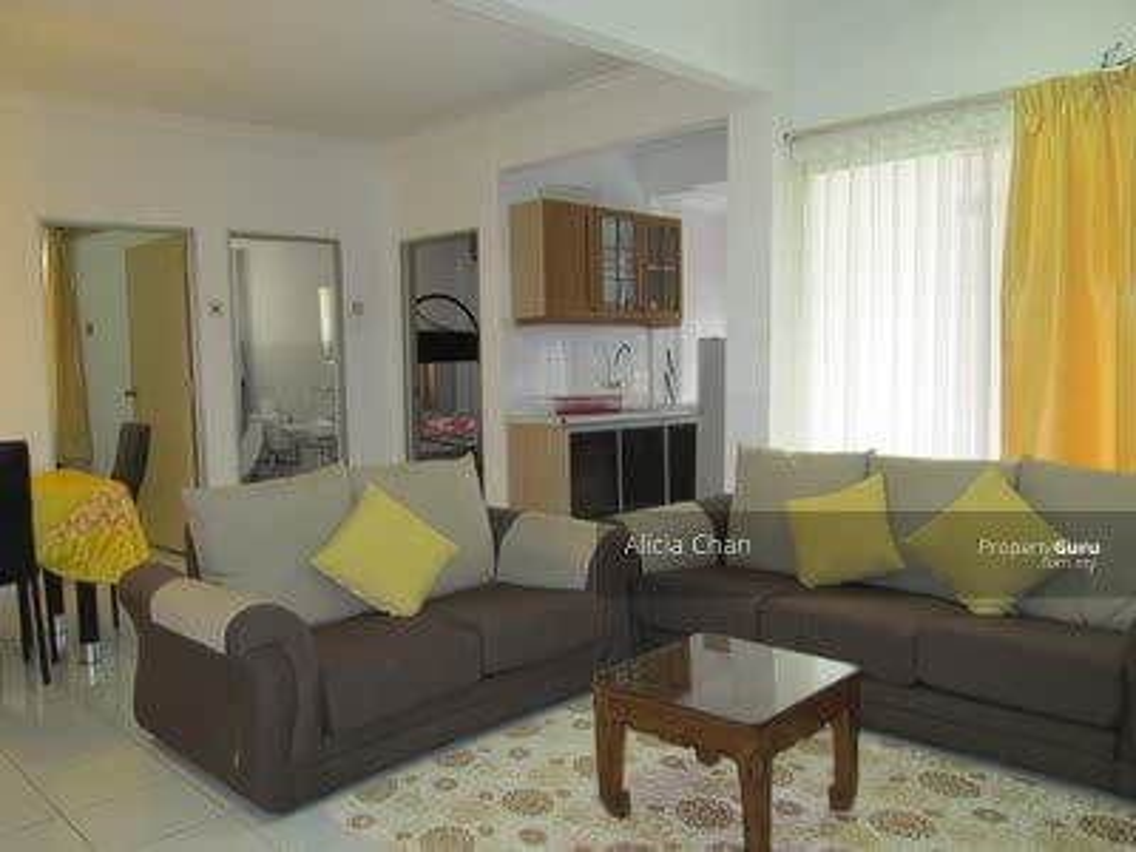 For Rent - PD Perdana Condo Resort