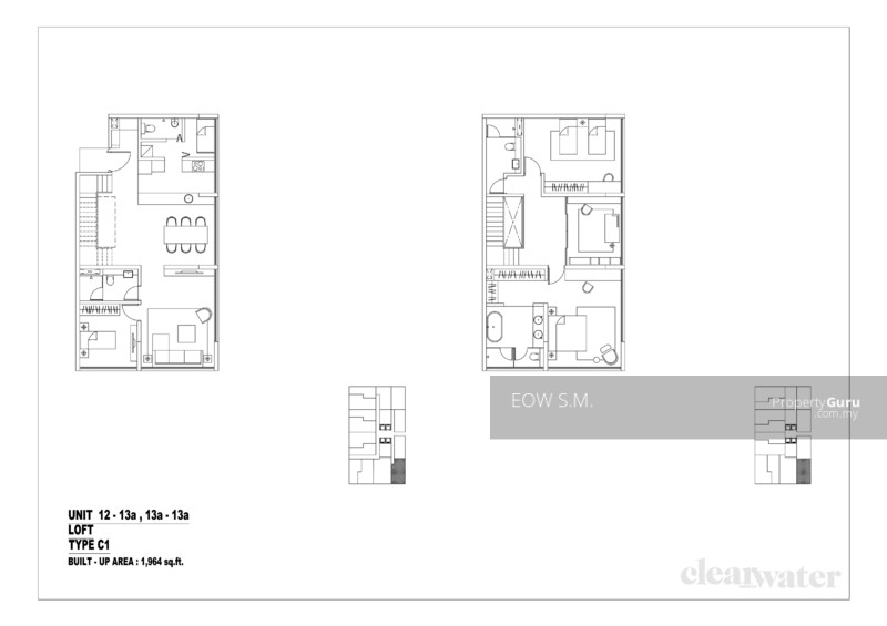 Clearwater Residences Changkat Semantan Damansara Heights Kuala Lumpur 3 Bedrooms 1964 Sqft Apartments Condos Service Residences For Rent By Eow S M Rm 7 000 Mo 28404404