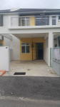 Kasa height townhouse for rent 5 minute to pekan alor gajah