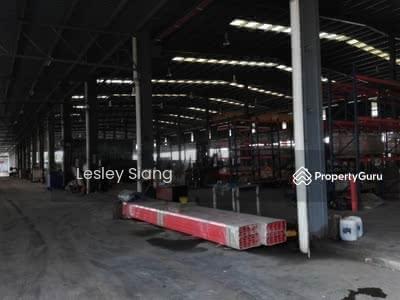 For Sale - Detached Factory At Senai BUA 58K sqft LS 171K sqft For Sale RM295 psf