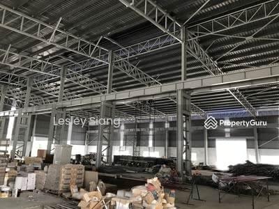 For Sale - Detached Factory At Senai BUA 33K sqft LS 65KK sqft For Sale RM 253 psf