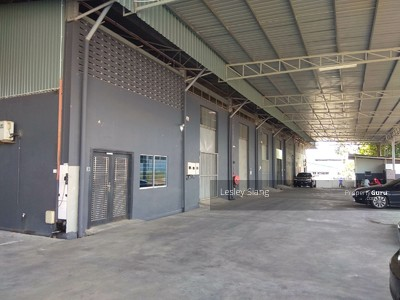 For Sale - Detached Factory At Senai BUA 48K sqft LS 87K sqft For Sale RM 164 psf/ Rent RM0. 95 psf