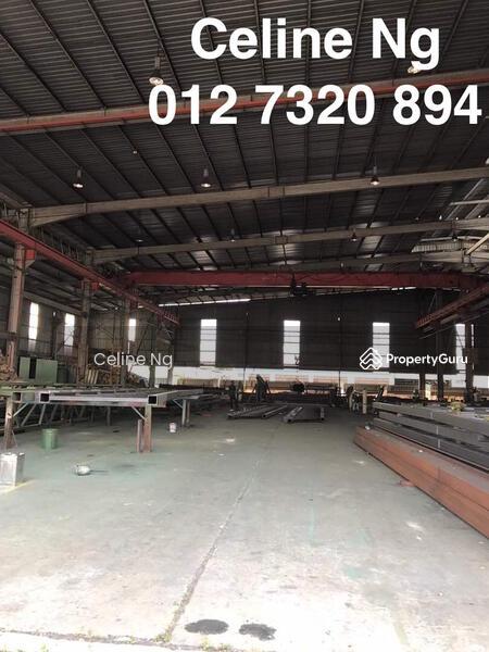 Bandar Penawar, Kota Tinggi, Factory for Rent #127178683