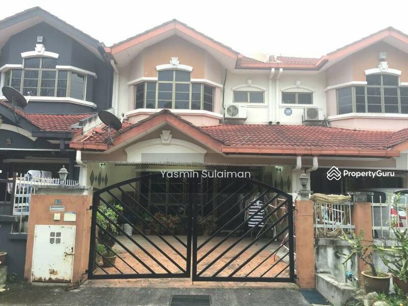 Taman Bukit Mewah Fasa 9 Kajang Dijual Bawah Harga Pasaran Rumah Teres