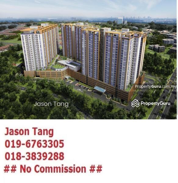 KSL Residences @ Daya, Jalan Delima 3/1 Off Jalan Daya