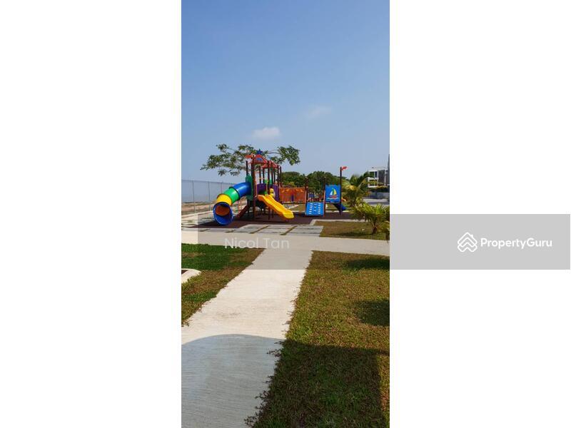 Taman Bayu Aman , Telur Air Tawar, Teluk Air Tawar