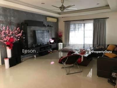 For Sale - Persiaran Balau, Taman Setapak, Setapak Garden, Fully Renovated, Re-built, Semi-D House