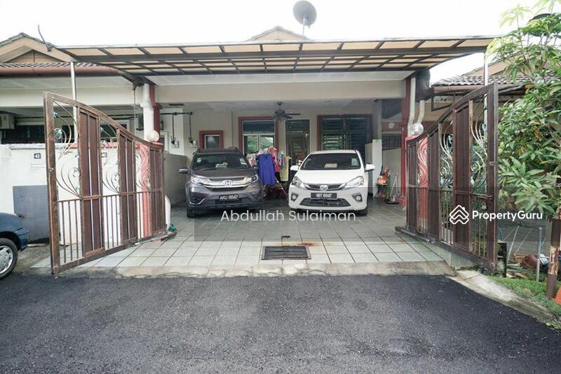 Rumah Cantik Teres Setingkat Cheras Tmn Seri Budiman For 128778821