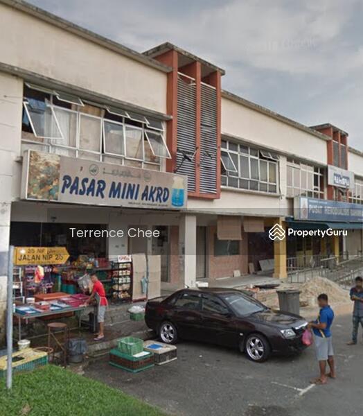 2 storey shop lot,taman nusa cemerlang #128829917