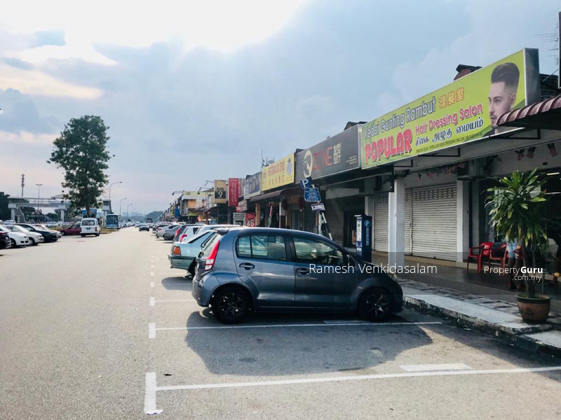 Single Storey Low Medium Cost Shop at Taman Perling , Johor Bahru