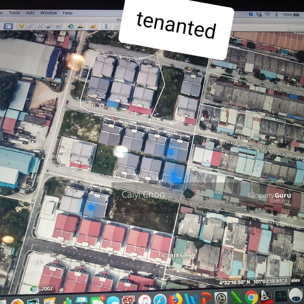 Tenanted factory loction