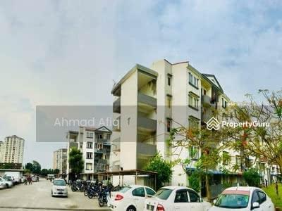 Property For Sale, at Apartment Permata (Bandar Perda ... on