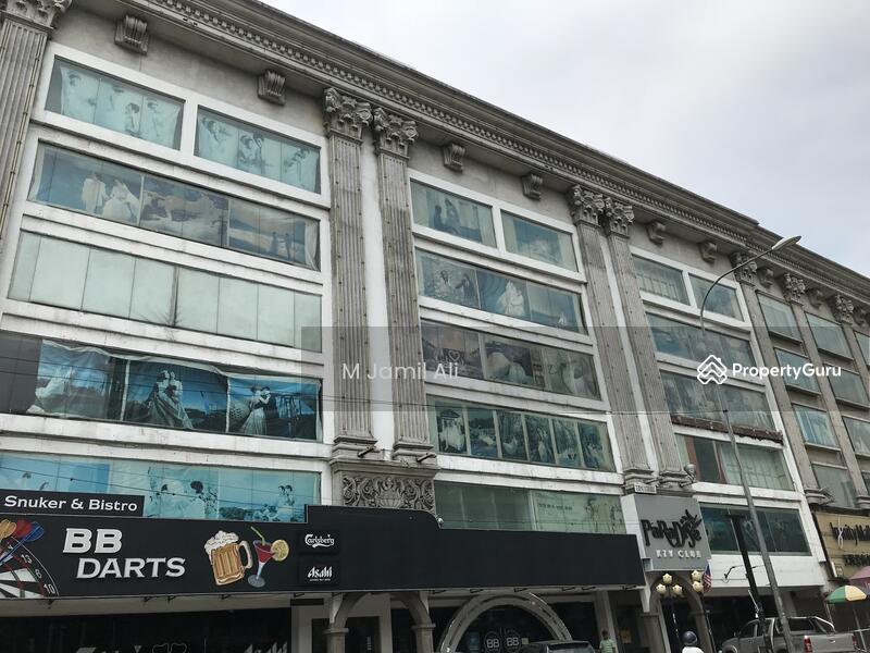 Main Building KL City Centre