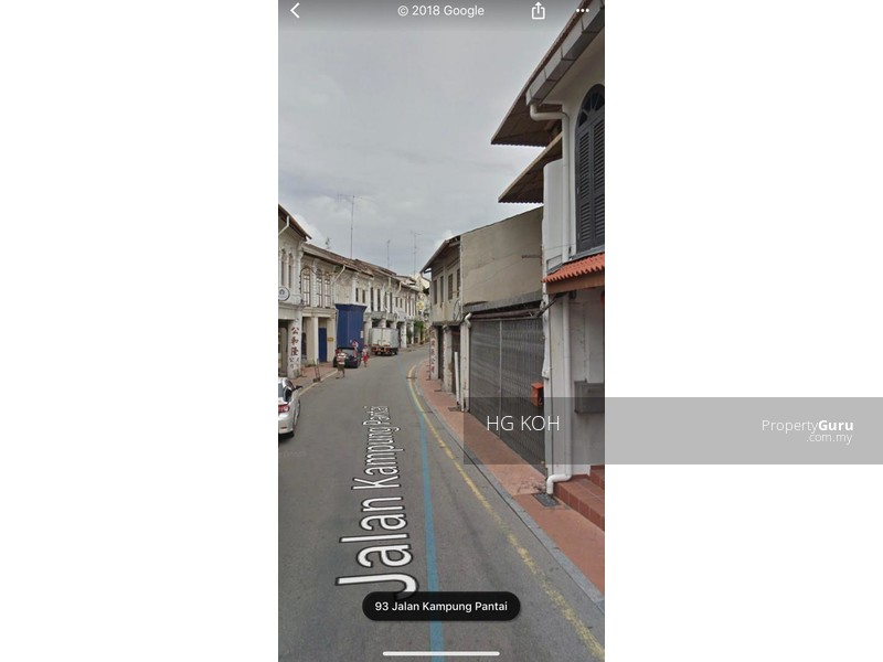 Heritage Jonker Street 2 Storey Shop lot #130150169