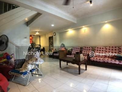 For Sale - (Full LOAN) 2 Storey @ Taman Sri Bahagia near Taman Len Seng Cheras