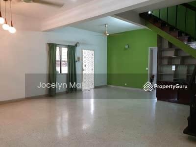 For Rent - Bangsar Lorong Maarof Semi-D 2sty House