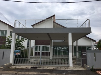For Rent - Corner Bungalow Taman Nuri , Durian Tunggal Melaka