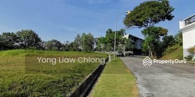 For Sale - Hill top Bungalow Land @ Puncak Templer, Bandar Baru Selayang